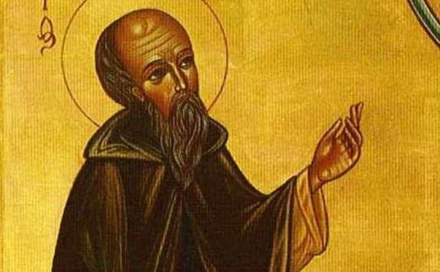 prier Saint Benoît