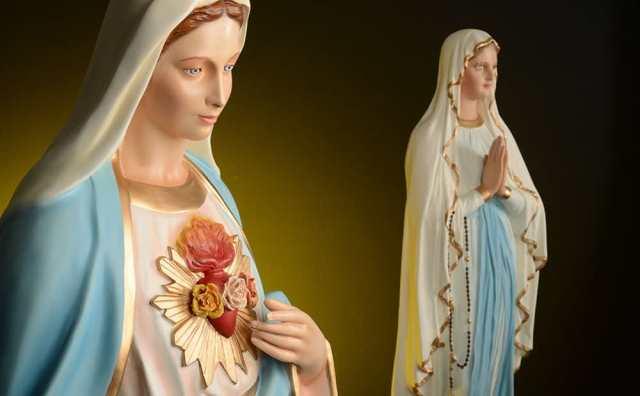 Prière à la Vierge dans les moments difficiles