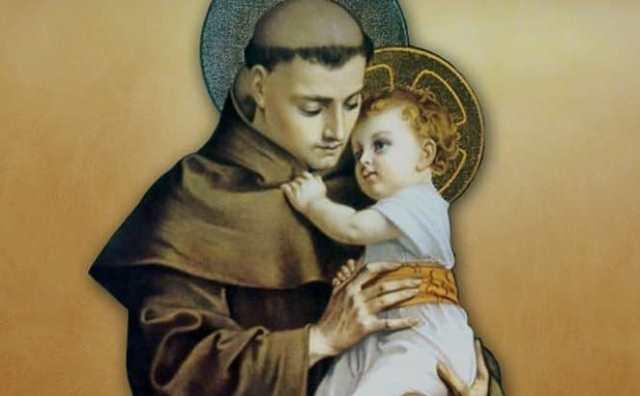 Faites la prière à Saint Antoine de Padoue avec une grande foi