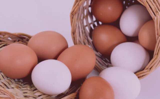 rêver d'œufs de poule