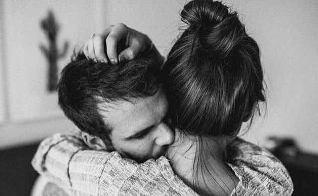 Rêver de faire un câlin à la personne qu'on aime
