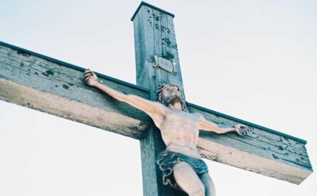 rêver de crucifix