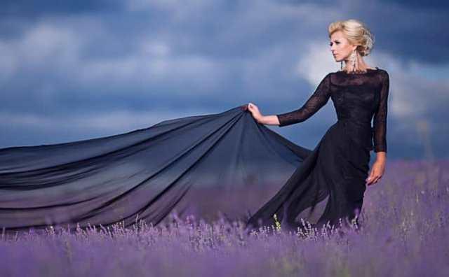 rêver de robe noire