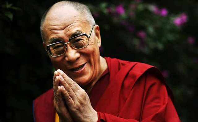 Le Dalaï Lama et 10 voleurs d'énergie
