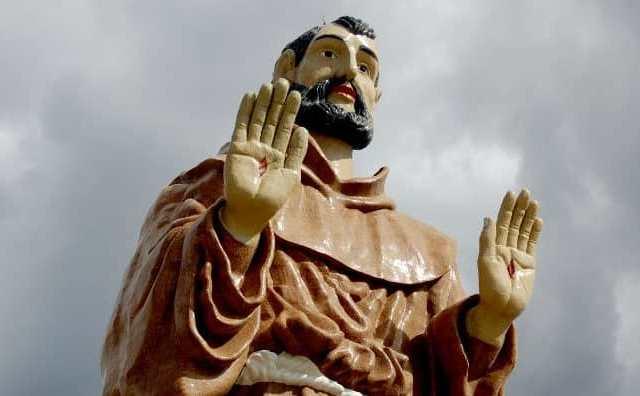 04 octobre : Saint-François d'Assise