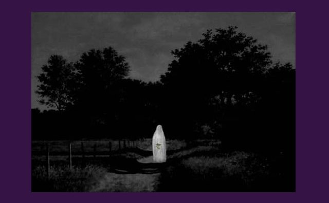 Dame blanche: superstition et croyance