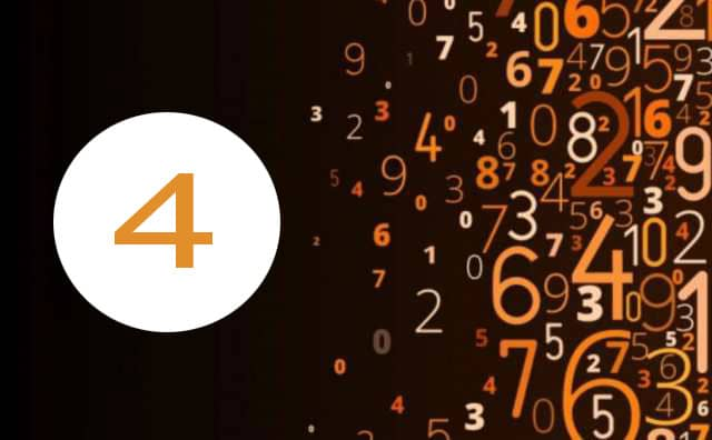 Numérologie du travail et le chiffre 4