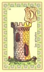 Oracle de Belline : la carte les Pénates