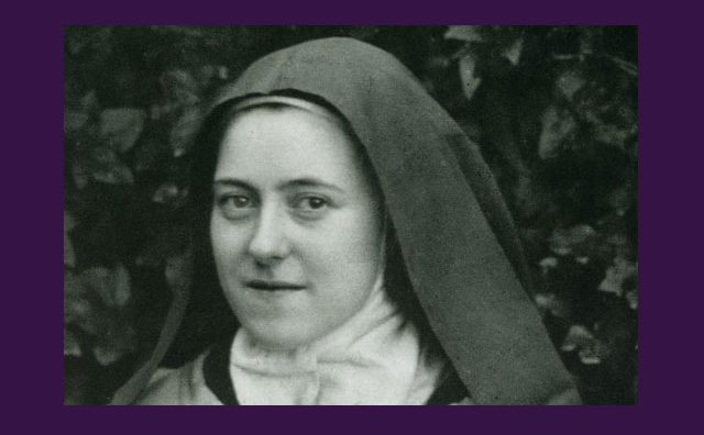 Prière à Sainte Thérèse de protection